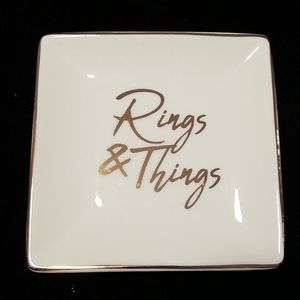 Jewelry dish, Brand new in package and box